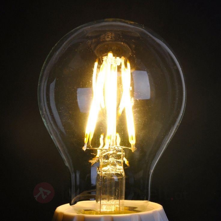 Popular Die Zukunft der LED Klarer Kolben Leuchtfaden und kein K hlk rper Filament Lampen