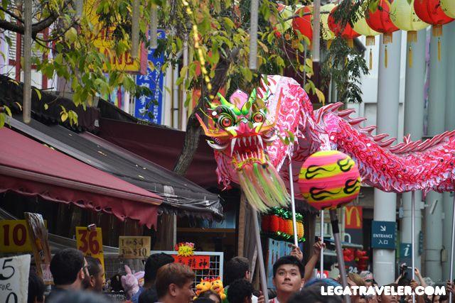 Año nuevo chino 2014 año del caballo (Kuala Lumpur)