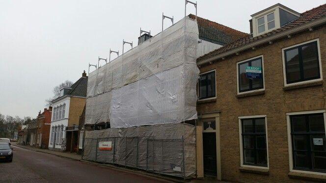 Dak er af @Mauritz te Willemstad