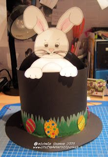 Hello everyone On the last day of term, my eldest son had an Easter parade. He couldn't decide if he wanted a hat for the parade or not bl...