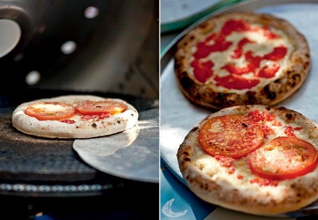 Massa de pizza Receita de Paulo Maia, da Pizzaria Mercatto, em São Paulo