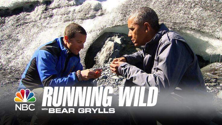 Bear Prepares: Salmon Meal for President Obama | Running Wild with Bear Grylls [.SNEAK.PEEK.]