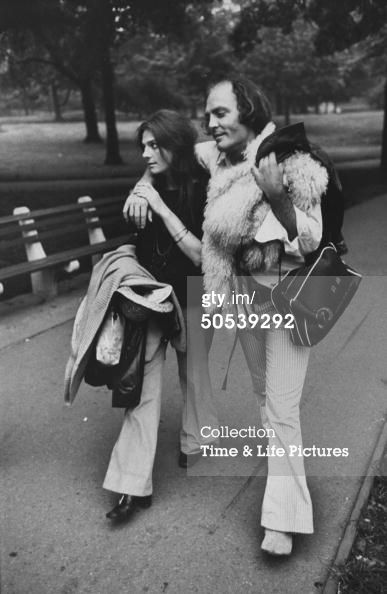 Judy Collins & Stacy Keach, 1969