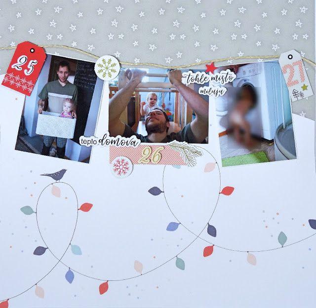 December Days + Oh joy - Pinkfresh Studio