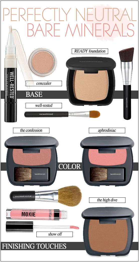 Best 20+ Bare minerals ideas on Pinterest | Bare minerals makeup ...