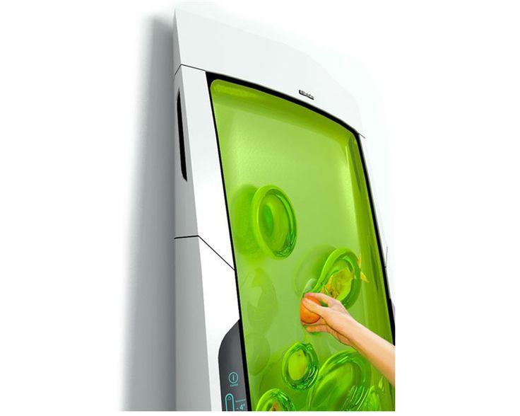 холодильник будущего - Поиск в Google