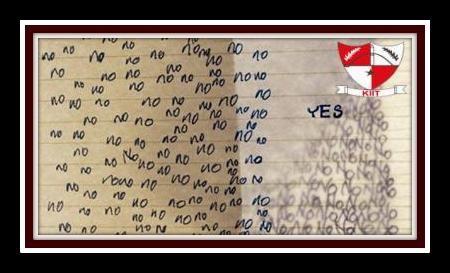 #KIIT Turn negatives into positives!!! www.kiit.in