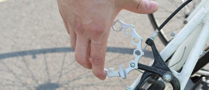repair rebel multitool: the cyclists best friend