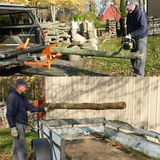 Homemade Log Holder Review For Chainsaw Cutting Best Log Saw Horse Homemade