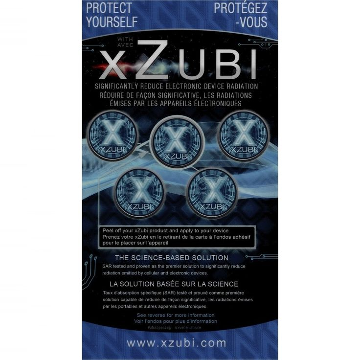 The Xzubi Disc How To Apply Radiation Exposure This Or