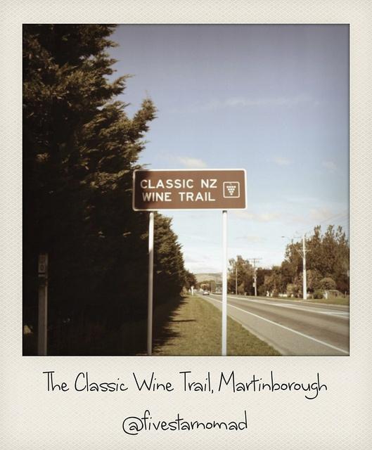 The Classic Wine Trail, Martinborough by fivestarnomad, via Flickr