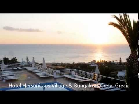 Hotel Hersonissos Village & Bungalows,Creta, Grecia