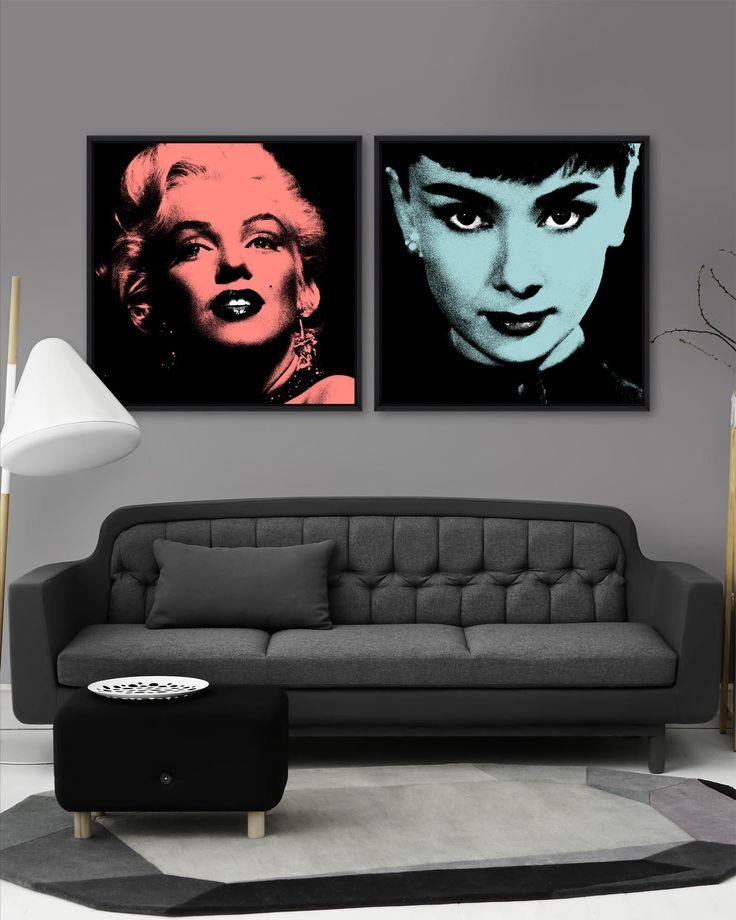 Tabloul este o decoratiune importanta pentru orice interior deoarece infrumuseteaza si aduce un plus de stil si eleganta. Lasa peretii sa vorbeasca prin piese unice si originale!