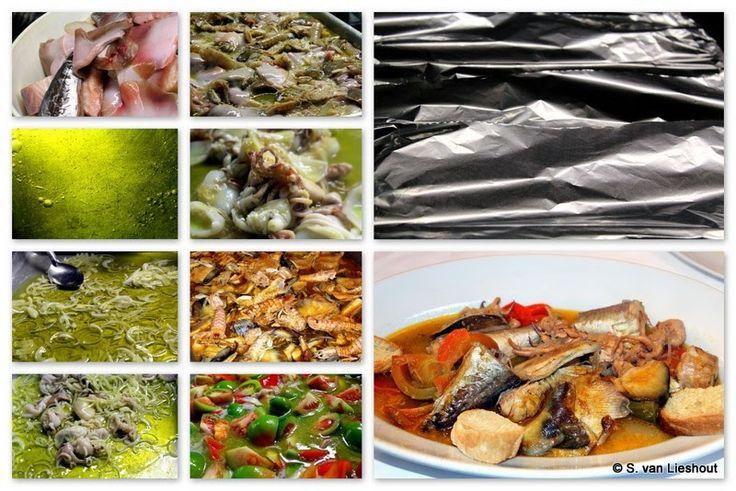 Hoe maak je vissoep op Italiaanse wijze, met vis uit de Adriatische zee. Het recept van de Brodetto di San Benedetto wordt van vader op zoon doorgegeven.