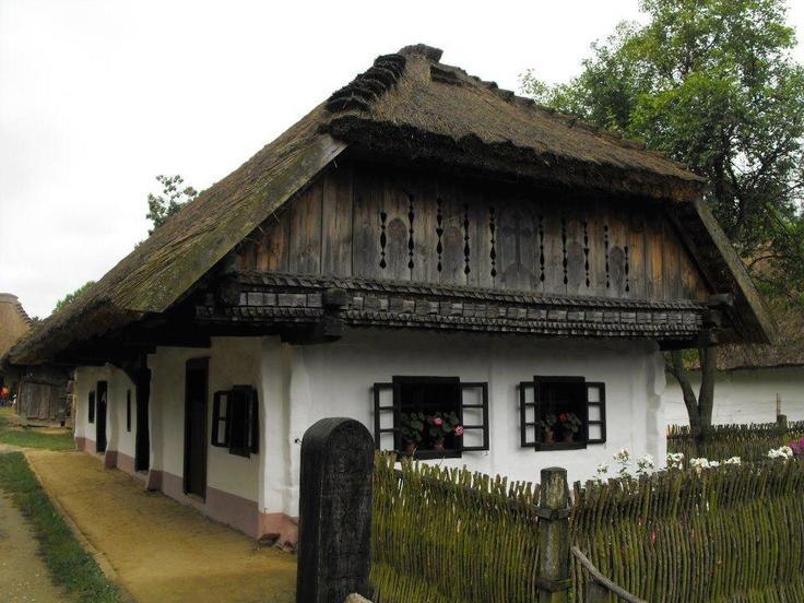 parasztházikó Peasant little home Hungary
