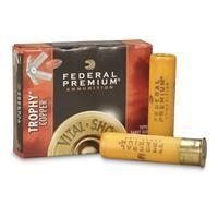 "Federal Premium Vital-Shok, 20 Gauge, 3"" Shotgun Slug, 5 Rounds: Federal Premium Vital-Shok, 20 Gauge,… #Hunting #Shooting #Fishing #Camping"