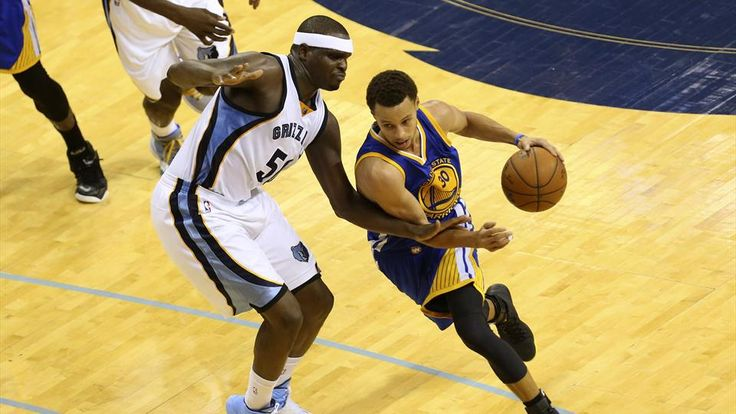 The Golden State Warriors and Memphis Grizzlies