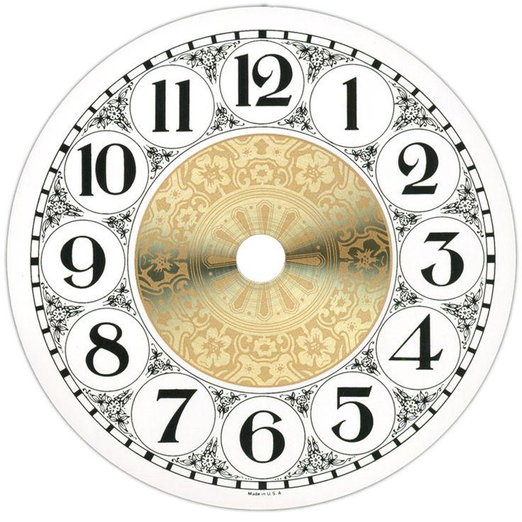 clock face - Szukaj w Google