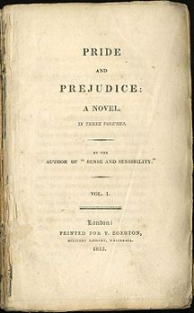One of my favorite books of all time. Pride and Prejudice by Jane Austen.