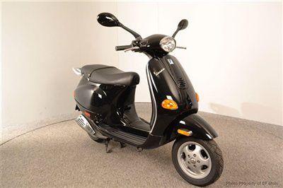 2005 Vespa ET4 Scooter