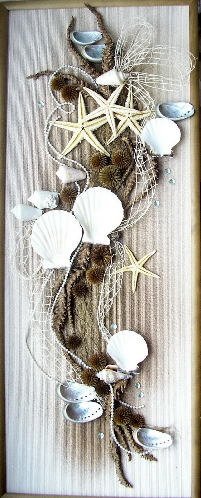 Need to collect starfish. This is so pretty!