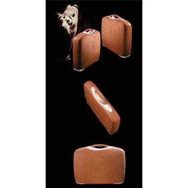 Jaguar Collection leather briefcase design, by Pasi Pennanen