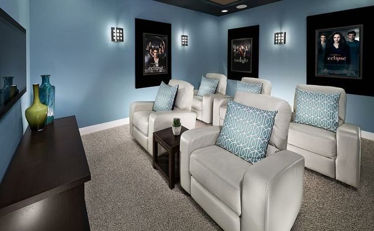 Love media rooms ♥