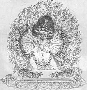 Божества буддийского пантеона | Символы буддизма | Библиотека | Центр тибетской…