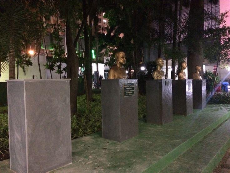 Palmeiras inaugura busto do ex-goleiro Marcos neste sábado #globoesporte