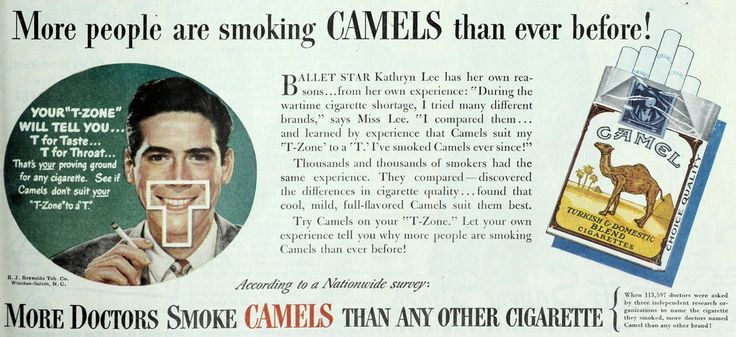 """Today in Trademark History: 9/30 —  Ninety-eight years ago today, one of the most famous names in lung cancer history was first registered as a trademark in the United States.  On September 30, 1919, the R.J. Reynolds Tobacco Company was granted U.S. Registration No. 126760 for the mark CAMEL for """"smoking-tobacco and cigarettes.""""   Read the blog post at https://www.trademarkwise.com/blog/2017/9/30/today-in-trademark-history-930."""
