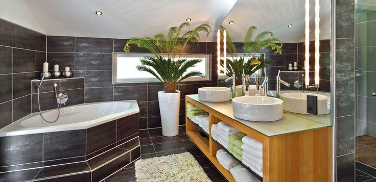 Regnauer Landhaus Badezimmer
