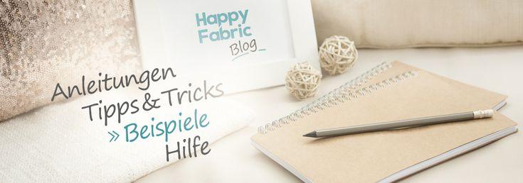 HappyFabric - Babylätzchen bedrucken / interessante Infos für den Hobby Textildruck
