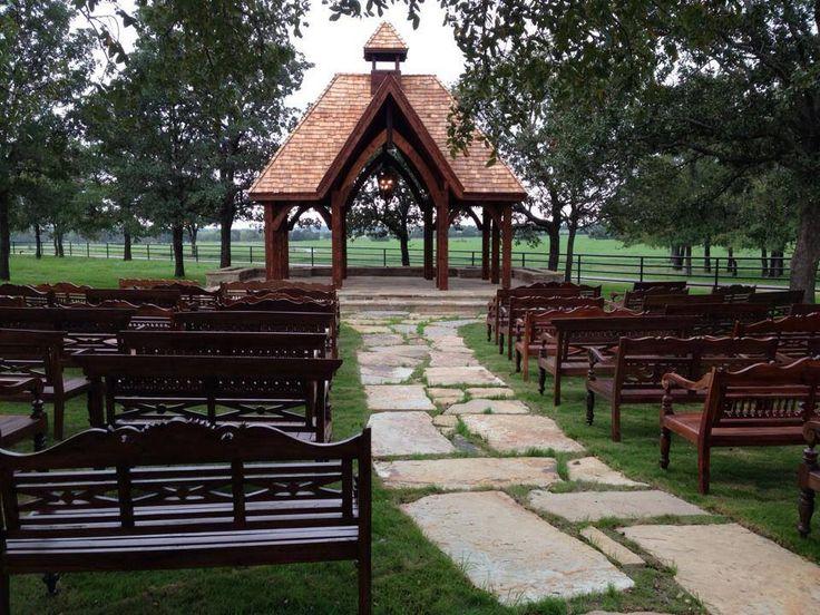Outdoor Wedding Venues In Mansfield Tx