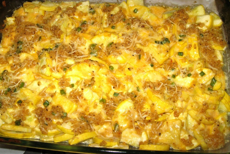 Debbi Does Dinner... Healthy & Low Calorie: Summer Squash Casserole