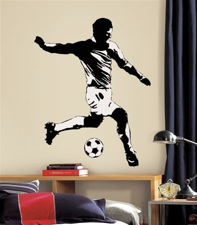 Soccer Themed Bedrooms   Bing Images
