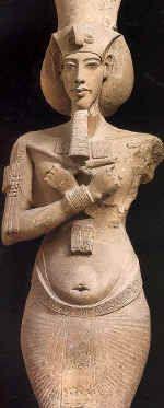 Podcast de historia Egipto sobre Akhenaton o Amenophis IV, el faraón hereje