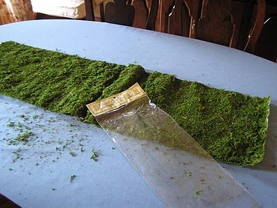 Captivating Moss Table Runner At Michaels
