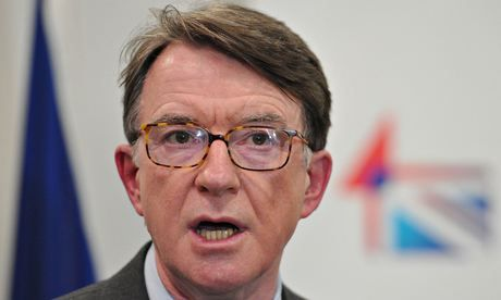Lord Mandelson: Britain 'bonkers' to leave European Union