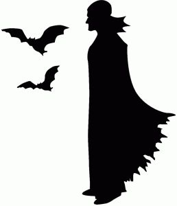 Vampire Profile Silhouette 226 best images about ...
