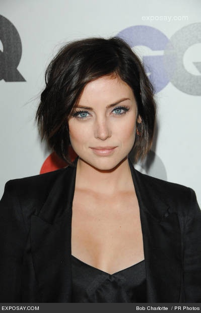 jessica stroup.. okay last one i'm pinning over her! cutting my hair this length and i'm super nervous!