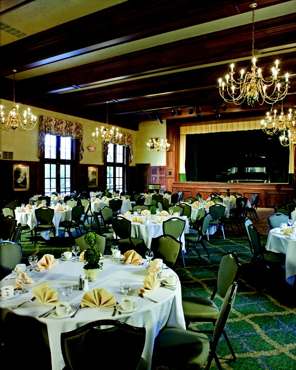 The Ballroom At Community House Birmingham Mi Banquet Rooms Pinterest And Ballrooms