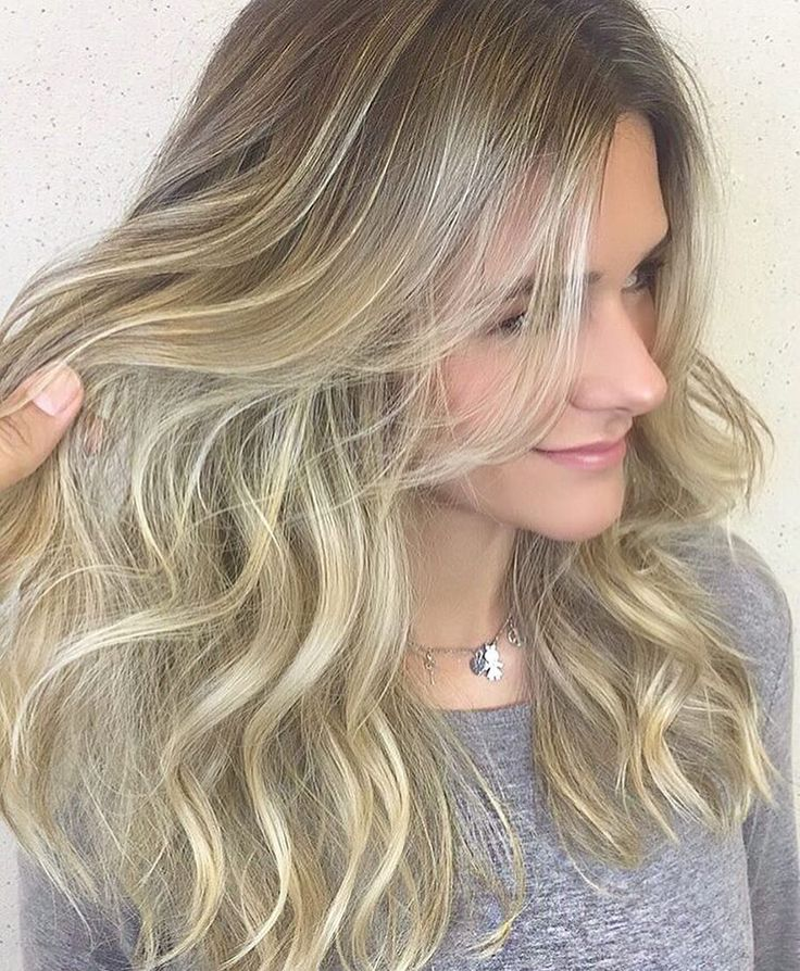 """301 curtidas, 5 comentários - Ricardo Rodrigues  (@rodrigues_ricardo) no Instagram: """"Babylights ✨Luzes finas e esfumadas. @studio_w #ricardorodriguess #blonde #loiro #highlights #luzes…"""""""