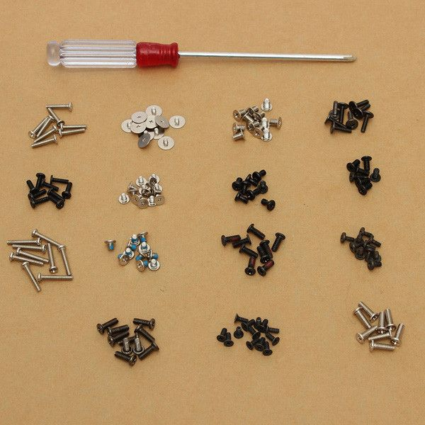 300pcs Screws Set With Screwdriver For Security Camera Phone Etc. Description :   	   	300pcs Screws Set with Screwdriver For Security Camera Phone etc. 	 	A total of 300 screw, 20 kinds of size, and a screwdriver. Designed for computer set up a package, to avoid the separate purchase of trouble. 	Material : metal 	Size : screwdriver's length13.5cm 	 	Package include following size screws 20pcs of each & a screwdriver :  	20 x M2.5*3 	20 x M2.5*4 	20 x M2.5*5 	20 x M2.5*6 	20 x M2.5*7 	20 x…