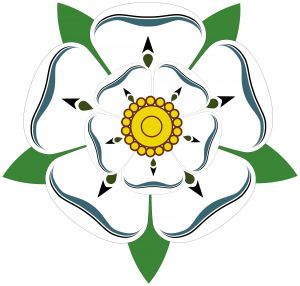 Yorkshire  White Rose, and very very proud of it <3