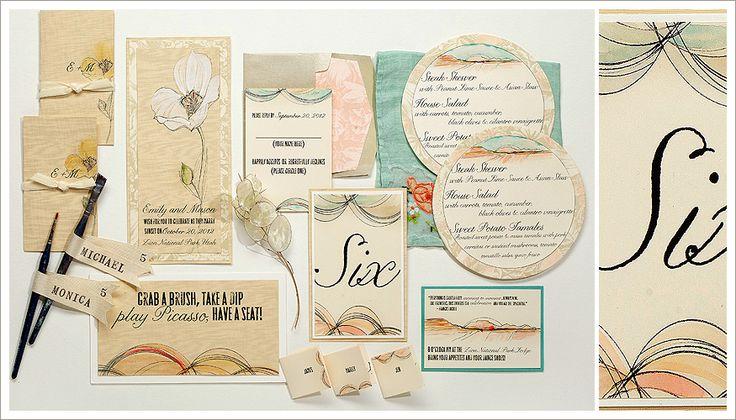 Handmade Rustic Wedding Invitations: 33 Best Images About Rustic Handmade Wedding Invitations