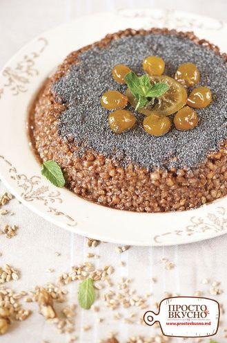 Просто&Вкусно  Coliva - старинный молдавский рецепт, который готовят на Пасху