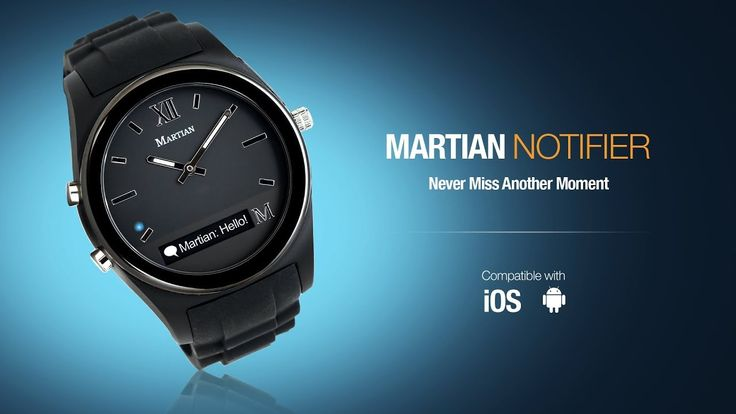 Martian Watches Notifier Smartwatch - Black Buy Now at amazon (USA,UK,CA): http://amzn.to/2tDnLWq  ################### JOIN US ######################### Click Here to Subscribe to the TechTake channel: https://www.youtube.com/channel/UC2qF... Check out our official website at: http://www.techtake24.com Check us out on Facebook https://www.facebook.com/techtake24/ Follow us on Twitter at: http://www.twitter.com/techtake24 Check us out on Google+  https://plus.google.com/u/0/117907759... Check…