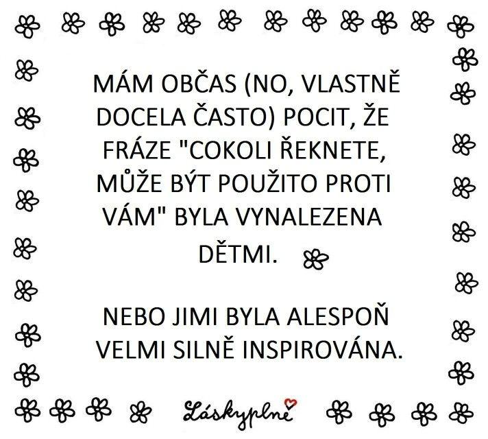 #vychova #deti