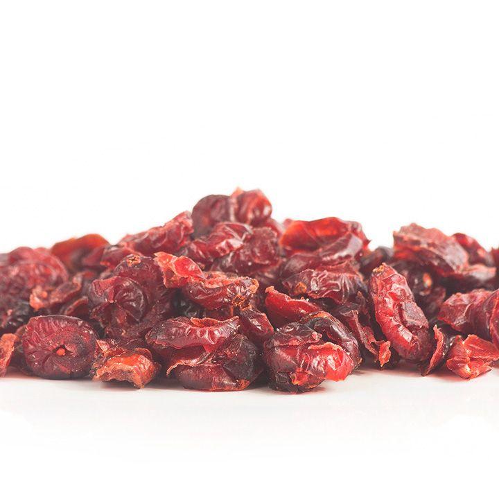 Arándano rojo ecológico entero sin azúcar.Con propiedades antioxidantes y anti inflamatorias,alimento considerado como anti envejecimiento.