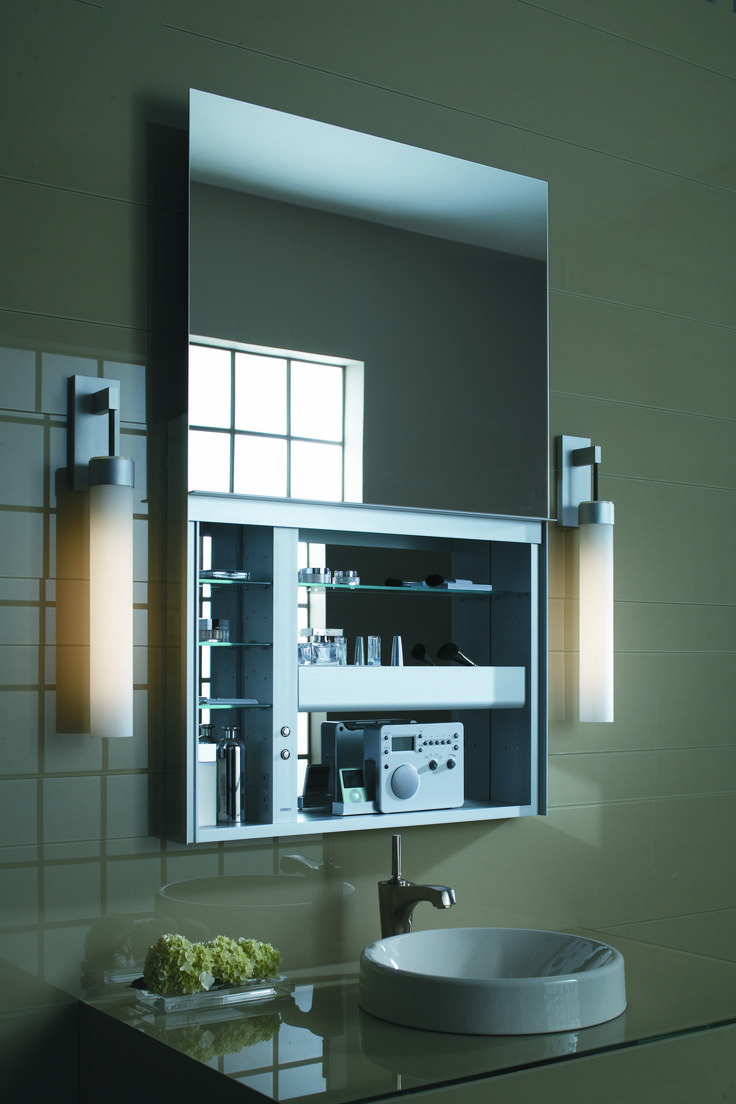 New Robern Medicine Cabinet with Lights